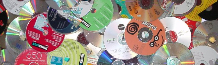 CD Recycling